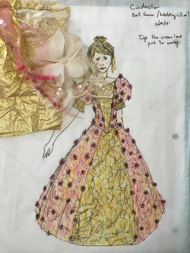 CinderellaBallgown